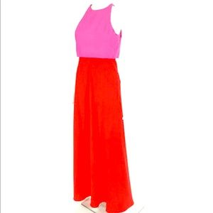 Jill Stuart Color Block Dress - worn once